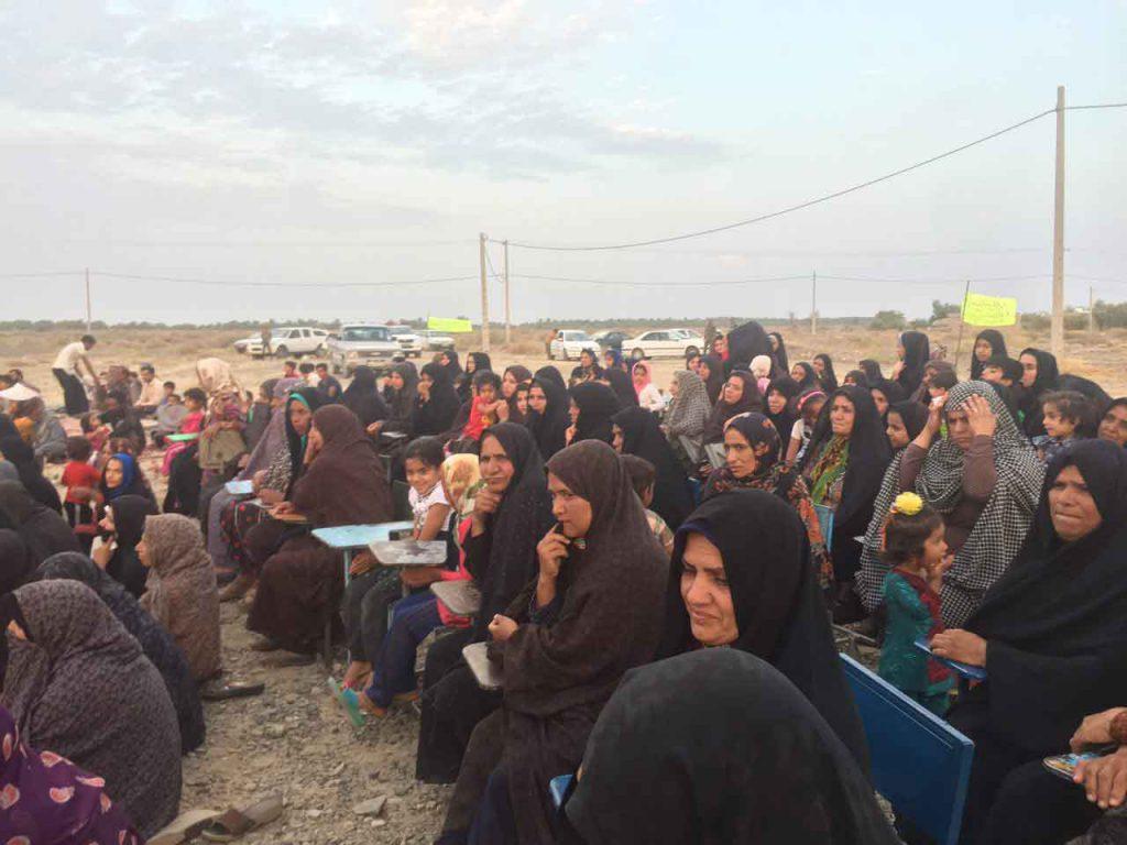 توانمند سازی و مشارکت زنان روستای قاسم آباد جیرفت کرمان