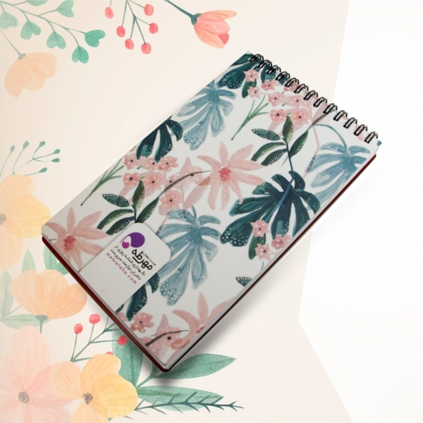 خرید آنلاین دفترچه یادداشت موسسه نیکوکاری مهرطه