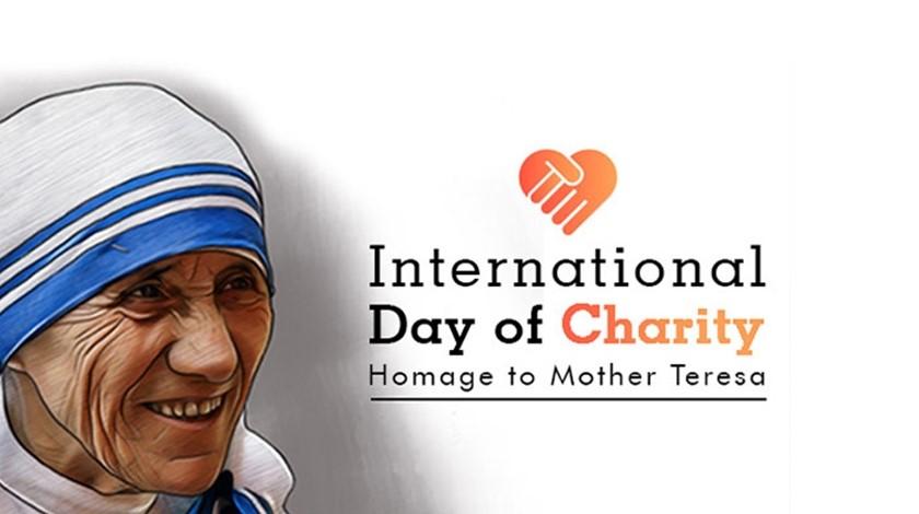 روز جهانی خیریه گرامی باد، مادر ترزا