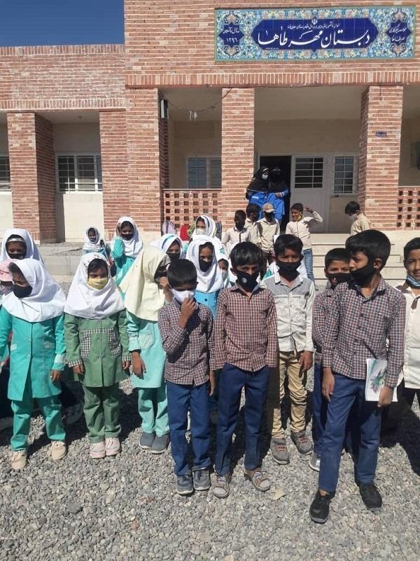 دانش آموزان مناطق محروم