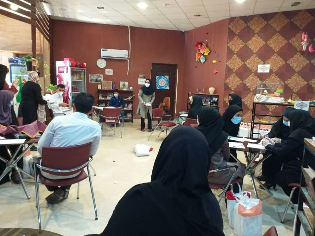 آموزش معلمان پیش دبستانی زابل