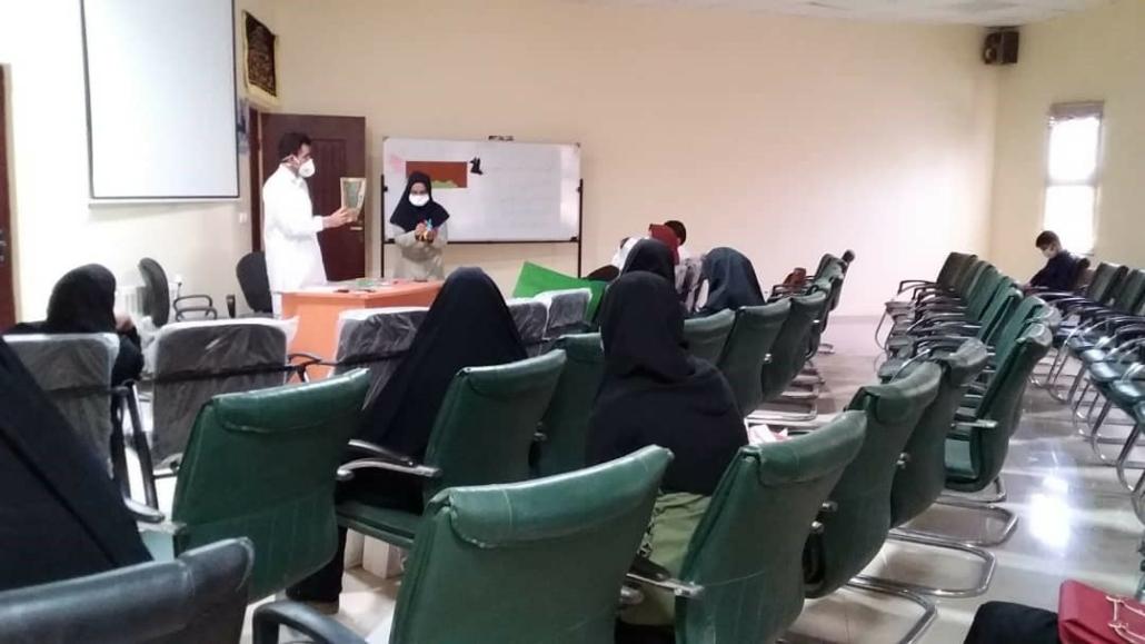 کارگاه آموزشی مربیان پیش دبستانی سیستان و بلوچستان