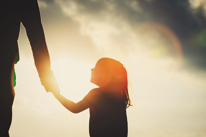 راه های ابراز محبت به فرزند