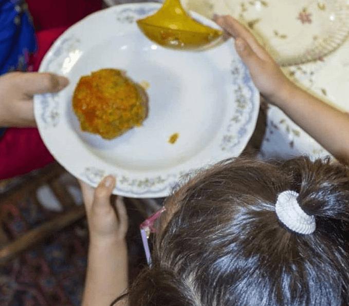 آشپزی با دختران مهرطه