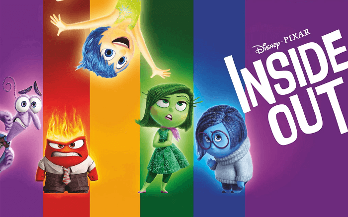 انیمیشن inside out