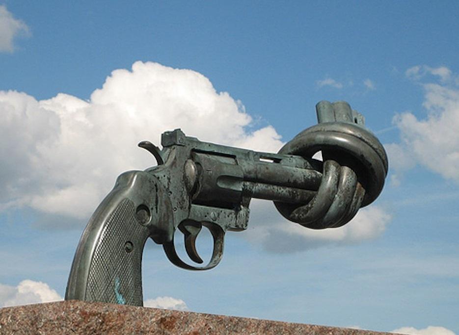 روز جهانی صلح - نه به جنگ نه به خشونت